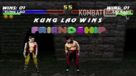 MK III Kung Lao Friendship