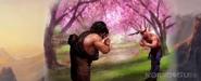 Kung lao MK9 ending2