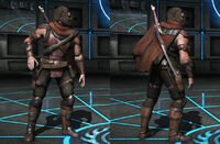 MKX Variation Preview - Outlaw Erron Black
