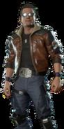 Johnny Cage Skin - Aviator