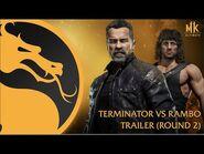 Mortal Kombat 11 Ultimate - Official Terminator vs