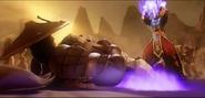 Raiden vs Shinnok