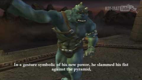 MK-Armageddon Ending- Moloch