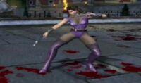 Mortal Kombat Deadly Alliance Kitana's Steel Fans