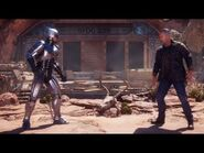 MORTAL KOMBAT 11 RoboCop vs Terminator Full Fight Gameplay 1080p 60FPS