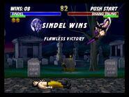 Mortal Kombat 3 XBOX (MAT2) - Sindel Playthrough