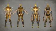MKX D'vorah Concept Art 3