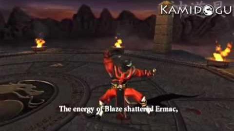 Mortal Kombat Armageddon Ermac's Ending