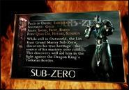 Subzerokard