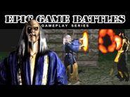Epic Game Battles - SHANG TSUNG - Mortal Kombat (1992)-2