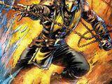 Mortal Kombat X Issue 1