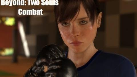 Beyond Two Souls All Fight Scenes