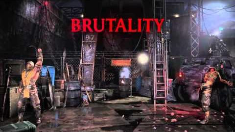 Scorpion Brutality 1 - Get Over Here
