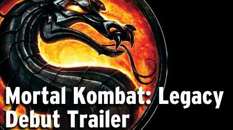 Debut Trailer (Brand new live action MK series!)