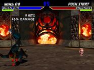 Mortal Kombat 4 PC - Quan Chi Playthrough