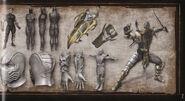 MK9 Artbook - Scorpion 2