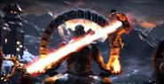 Corrupted Shinnok X-Ray