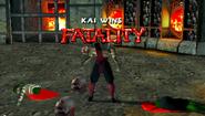 MK4 Fatality Kai Torso Rip