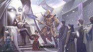 Mortal Kombat 11 Sindel Ending