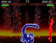 Sheeva Scorpion Animality