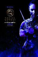 Mortal Kombat 2021 Mileena character poster