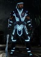 MK11 Dimitri Vegas as Sub-Zero skin