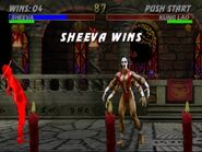 Mortal Kombat 3 GameCube (MAT2) - Sheeva Playthrough