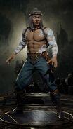 Liu Kang (Fire and Thunder)