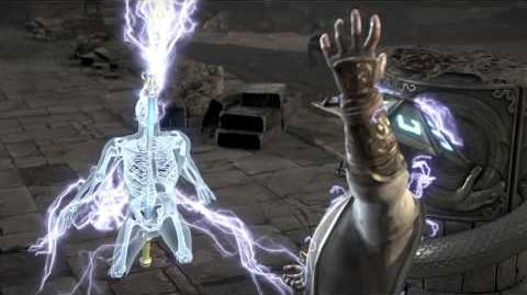 MKX Raiden Conducting Rod Fatality
