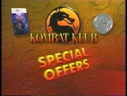 Kombat Klub Commercial (1995)