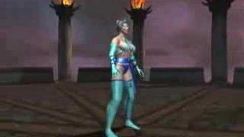 Mortal Kombat Armageddon Kreate A Fighter Kombat Card