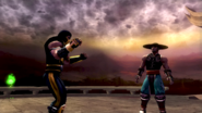 Mortal Kombat Shaolin Monks 7
