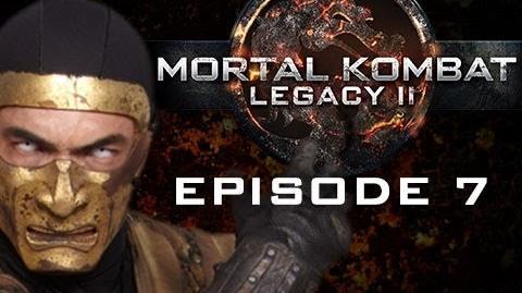 Mortal Kombat Legacy II - Episode 7
