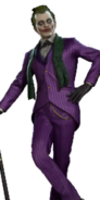 The Joker Skin - Homicidal Merry-Andrew