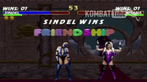 MK III Sindel Friendship