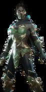 Jade Skin - Unnecessary Evil