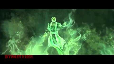 Mortal Kombat 9 (2011) Ermac Ending! -HD-