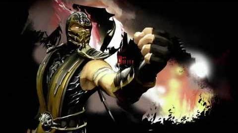 Scorpion Vignette - Mortal Kombat-0