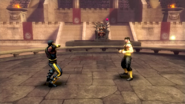 Mortal Kombat Shaolin Monks 3