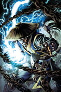 MORTAL KOMBAT X ISSUE 2 COVER