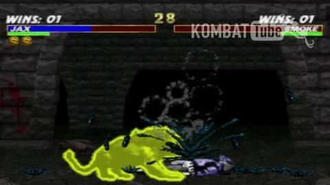 MK III Jax Animality