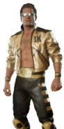 Johnny Cage Skin - Thanks a Million