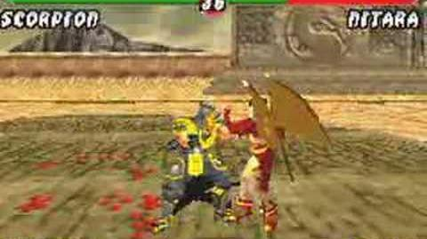 Mortal Kombat: Tournament Edition/Videos