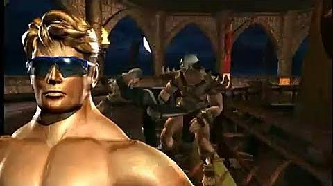 Mortal Kombat Armageddon - Official E3 Trailer