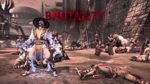 Raiden Brutality 1 - Super Shocker
