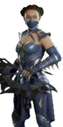 Kitana Skin - True Empress