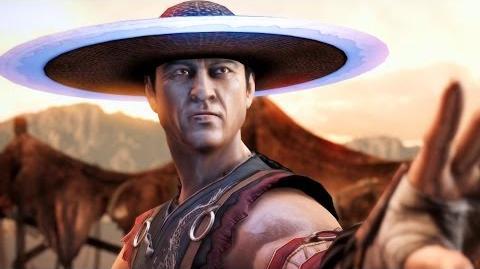 Mortal Kombat X - Kung Lao All Interaction Dialogues