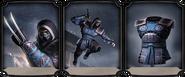 Mortal kombat x ios lin kuei support by wyruzzah-d9a5562