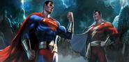 Supermanending