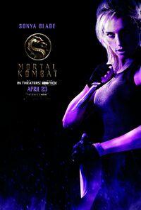Sonya Blade/Film